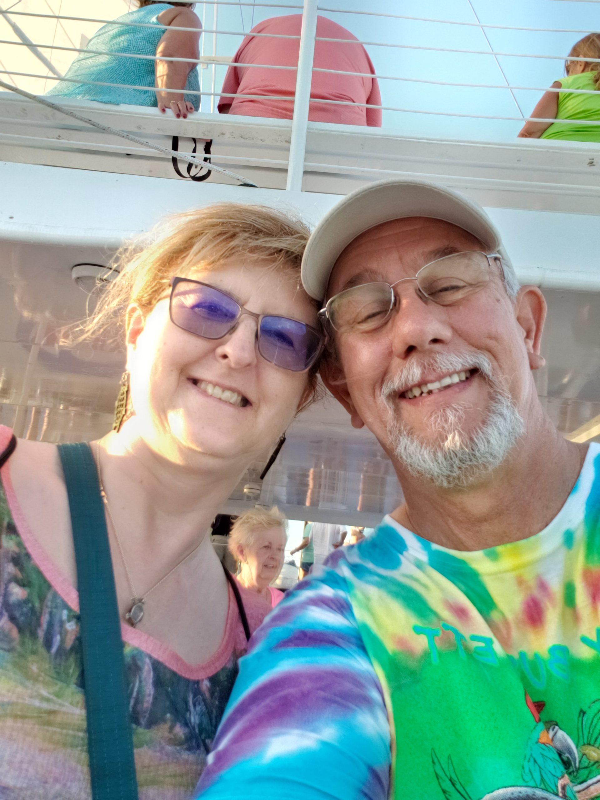 Paul & Colleen Davidson